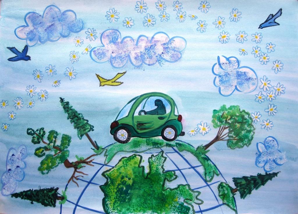Экологический конкурс для дошкольников 5 7 лет я познаю мир